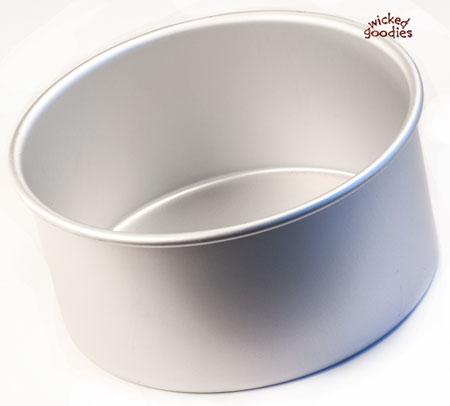 Inch Deep Wedding Cake Pans