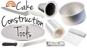 Cake Construction Tools