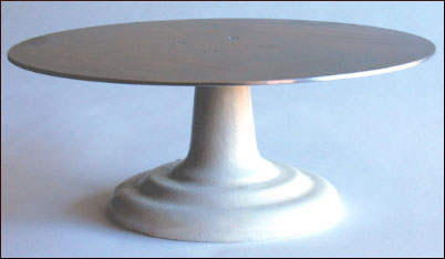 Lazy Susan Turntable For Cake Decorating : Cake Carving Equipment Recommendations