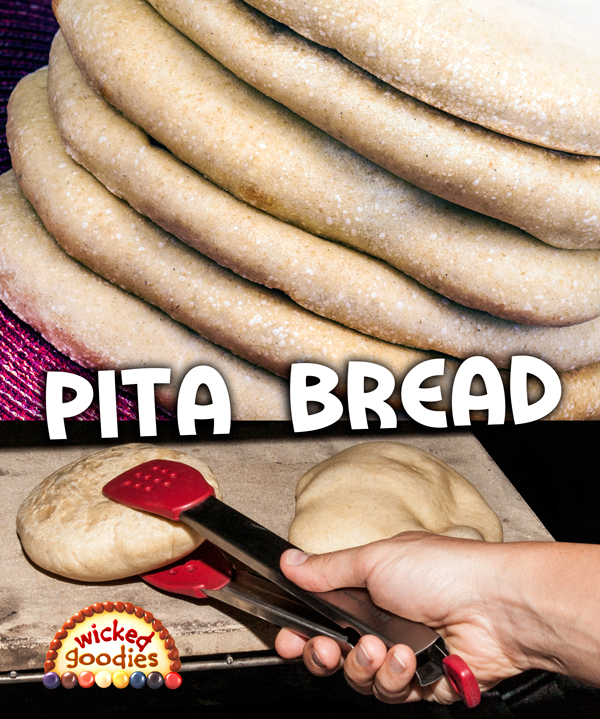 Pita Bread Recipe and Baking Instructions