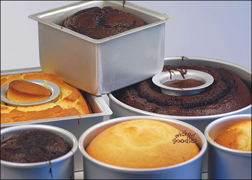 Baked Cakes by Wicked Goodies