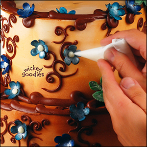 Cake Decorating & Construction Tutorials by Wicked Goodies