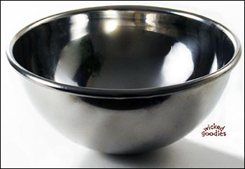 Bowl Mold for Cake Baking