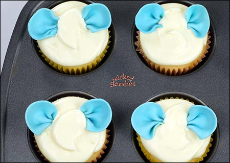 How to Make Elephant Cupcakes by Wicked Goodies
