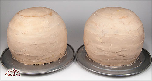 Breast Cake Tutorial by Wicked Goodies