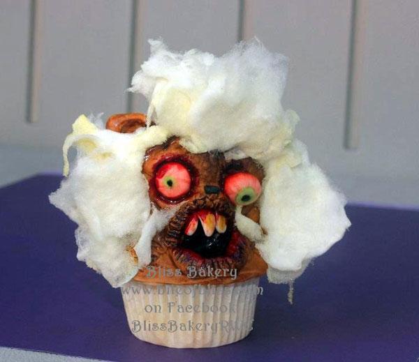 Permalink to Zombie Baby Shower Cake