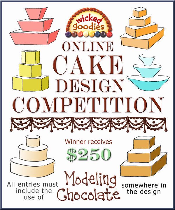 Cake Decorating Contest Rules - Decor & Accents