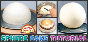Sphere Cake Tutorial