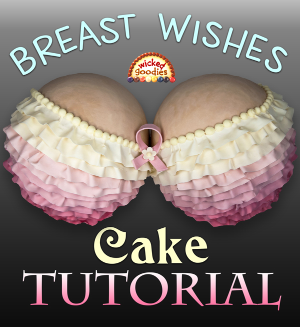 How To Make A Breast Cake