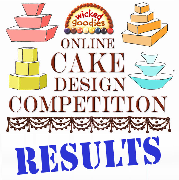 Cake Decorating Competition Winners : Cake Competition Results