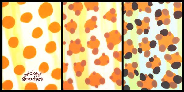Leopard Print Modeling Chocolate Tutorial
