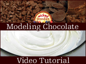 Modeling Chocolate Video Instructions
