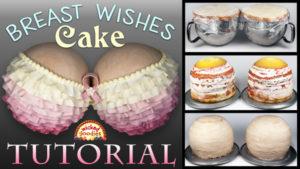 3D Boob Cake Tutorial