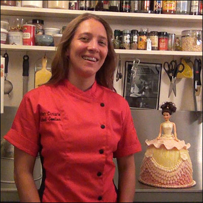 Cake Decorating With Modeling Chocolate Kristen Coniaris : Book Trailers