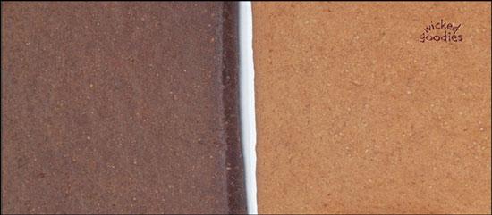 Molasses Comparison in Gingerbread Dough