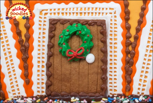 Gingerbread House Door by Wicked Goodies  sc 1 st  Wicked Goodies & Gingerbread House Doors