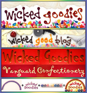 Wicked Goodies logos