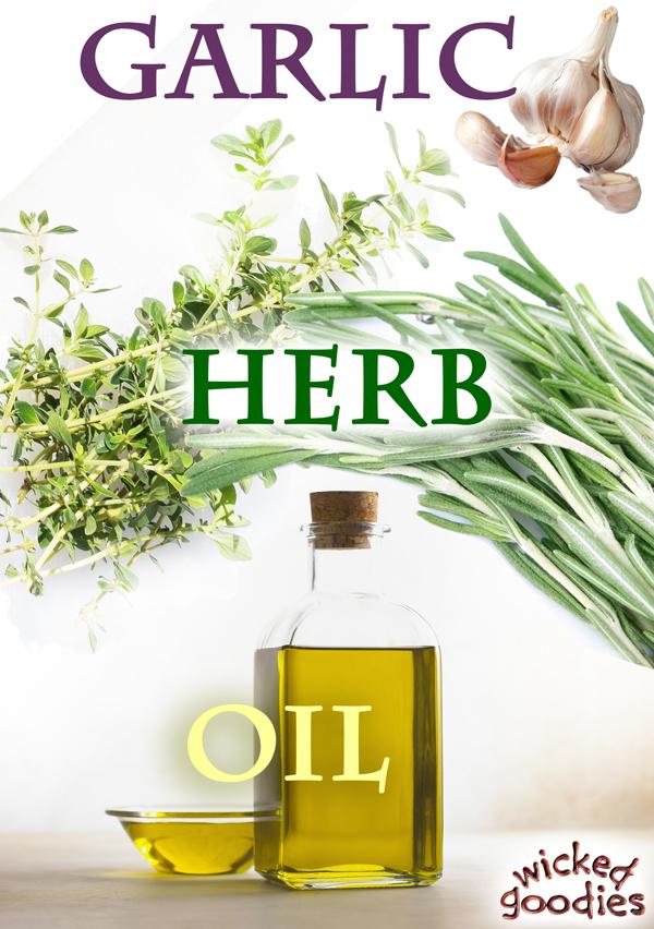Garlic Herb Rolls