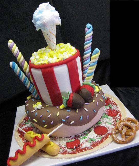 Cake Art By Jen : Cake Artist Feature: Jen Drury