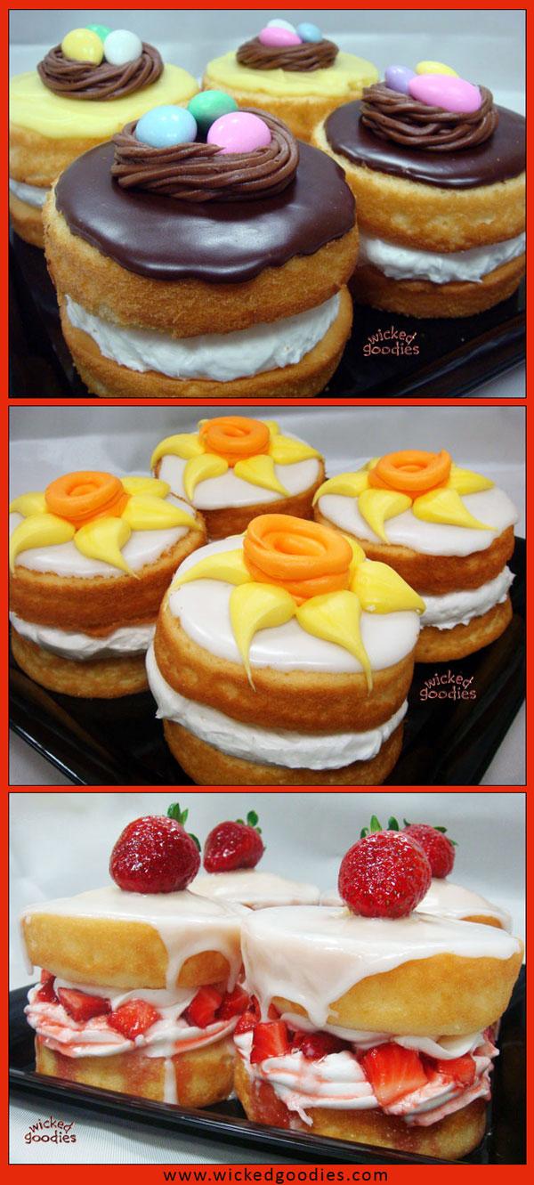 Spring Cake Designs