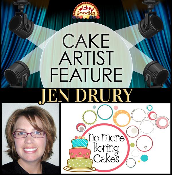 Food Artist Feature, Jen Drury