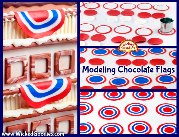 Modeling Chocolate Flag Tutorial