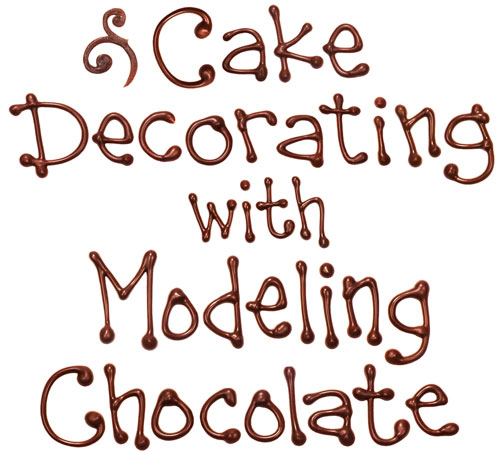Cake Design Letters : Cake Writing Font Templates