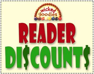 Reader Discounts
