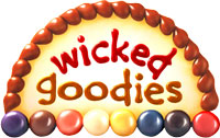 Wicked Goodies website logo