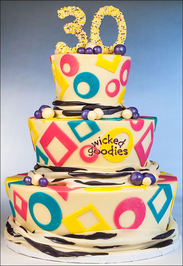 80 39 s theme birthday cake for 80s cake decoration ideas