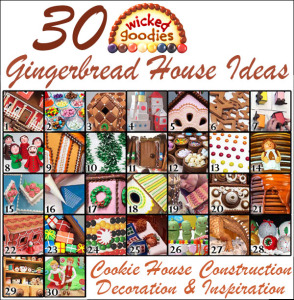 30 Gingerbread House Ideas