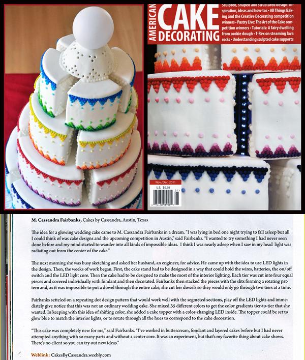 Mexican Fiesta Cake