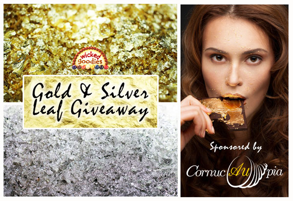 Gold and Silver Leaf Giveaway