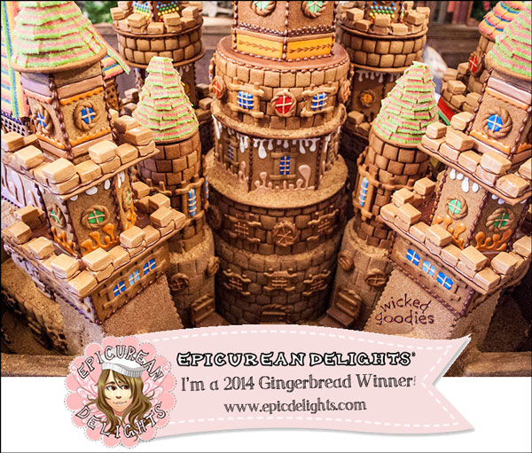 Gingerbread House Smashing