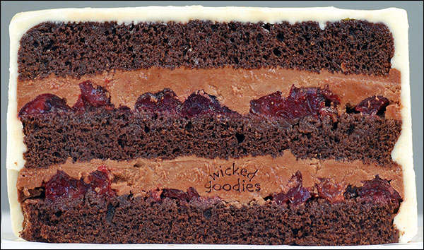 Layered Cake Recipes With Fillings: Chocolate Cherry Cake Filling Recipe