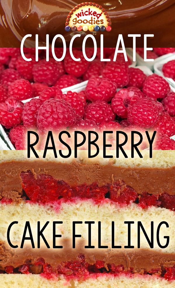 Chocolate Raspberry Cake Filling Recipe