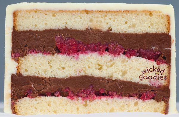 Layered Cake Recipes With Fillings: Chocolate Raspberry Cake Filling Recipe