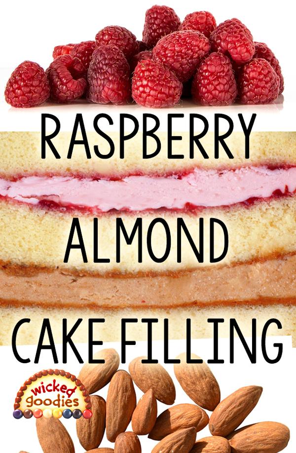 Raspberry Almond Cake Filling Recipe