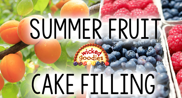 Summer Fruit Cake Filling Recipe