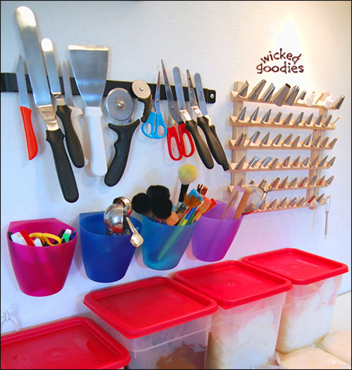 How to Store Piping Tips