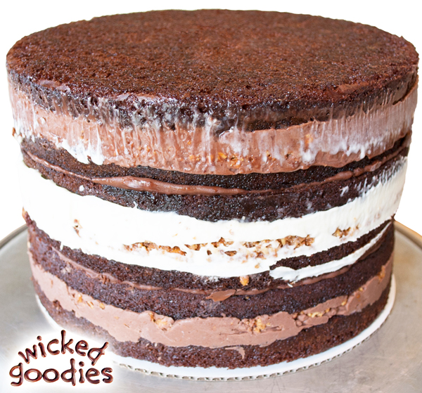 How to Make a Tall Layer Cake