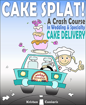 Cake Splat! A Crash Course in Wedding and Specialty Cake Deliver