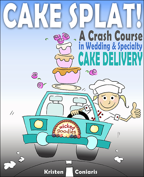 Cake Splat! A Crash Course in Wedding and Specialty Cake Transport and Delivery