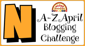 N Baking and Culinary Terms Alphabet Blogging Challenge