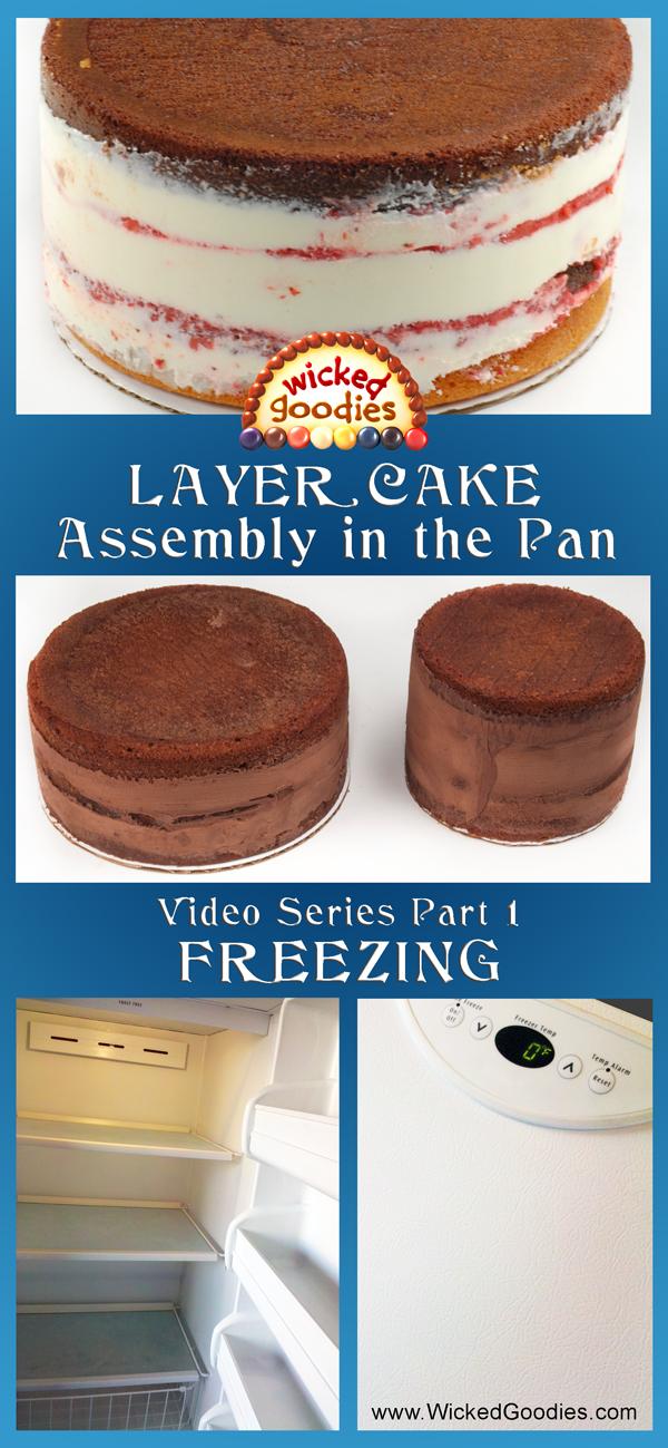 Cake Filling Method