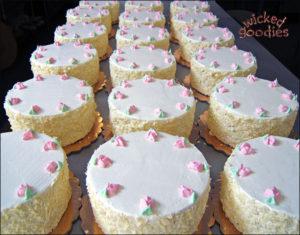 Part 1 Cake Filling Method - Freezing Cakes