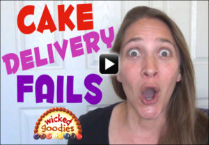 Cake Delivery Disasters