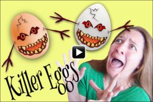 Attack of the Killer Eggs