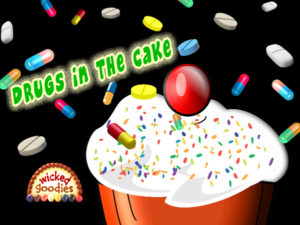Drugs in the Cake Story