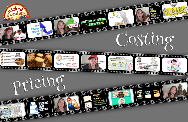 125 Building Blocks for Your Bakery Business video tutorials